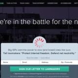Populære internettjenester som Netflix, Reddit og Etsy går nu sammen i en kampagne for det frie internet - eller netneutralitet, hvor de vil minde brugere om, hvor generende et langsomt internet er.