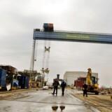 Et af Danmarks store gamle rederier tager vand ind. Det er rederiet j. Lauritzen, som i første kvartal fik et samlet underskud på godt 63 millioner kroner. ARKIVFOTO