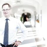 Jan Thieme Rasmussen. Arkivfoto.