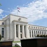 Den amerikanske centralbank Federal Reserve. ARKIVFOTO.