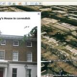 Eks-Beatlens hjem kan stadig beses via Google Earth, hvor flere besøgende har fotograferet dets façade og lagt det ind, men der bliver ikke nogen 3D-visning.
