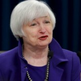 Den amerikanske centralbank, Federal Reserve med janet Yellen i spidsen, træder på bremsen i forhold til den næste renteforhøjelse.