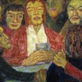 Emil Noldes maleri »Nadveren«, der ejes af Statens Museum for Kunst. Foto: Statens Museum for Kunst