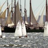Oplev en af verdens største sejlsports-festivaler i Kiel - startende den 21 juni.