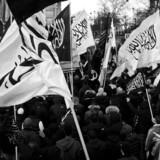 Arkivfoto. Det handler ikke om at tage afstand, men om at »sætte tingene i den rette kontekst«, lyder det fra Hizb-ut-Tahrir.
