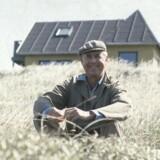 Klaus Rifbjerg, fotograferet i Kandestederne. Arkivfoto: Scanpix