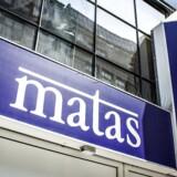 Materialistkæden Matas får et overskud på 113,1 mio. kr. før skat i første kvartal af regnskabsåret 2015/16, hvilket er bedre end det, selskabet leverede i kvartalet året før.