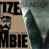 »Citizen Zombie« af The Pop Group og »What Happens Next?« af Gang of Four