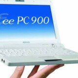 De er små, de er lette, og de er billigere, de nye mini-PCer (her Asus' Eee-PC). Og det sælger.
