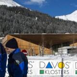 Verdens topledere og politikere mødes i Davos i Schweiz i denne uge.