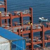 Faldende fragtrater og for mange skibe på vandet var i 2015 en udfordring for containerrederierne, men svære markedsbetingelser afholdt ikke rederierne fra at bestille flere containerskibe.