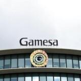 Torsdag kan selskabet Gamesa løfte sløret for en ordre på hele 184 megawatt (MW) i Indien. Arkivfoto.