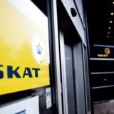 To af Skats dyre it-systemer har så mange fejl, at de bør udskiftes, lyder konklusionen i ny rapport fra konsulentfirmaet Accenture - skriver Berlingske. SKAT, Sluseholmen København (Foto: ERIK REFNER/Scanpix 2015)