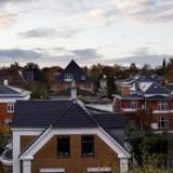 Husejere kan ifølge regeringens prognose se frem til prisstigninger, men stigningerne er ujævnt fordelt over landet.