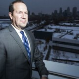 Ed Veome, Senior Vice President i Coloplasts amerikanske forretning i Minneapolis.
