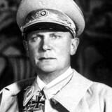 Tysk Rigsminister Hermann Göring.