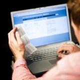 Ssiden indførelsen af NemID er det lykkedes it-kriminelle at stjæle mere end 2,6 millioner kroner fra kunder i danske netbanker. Arkivfoto.