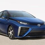 Toyotas kommende brintbil bliver i Europa kun lanceret i Danmark, Storbritannien og Tyskland.