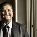 Per Kogut, direktør i NNIT, skal stå spidsen for børsnoteringen af NNIT.