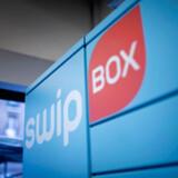 Swip Box. Den øgede konkurrence på fragtmarkedet vil give danskerne billigere priser, når de skal have fragtet varer fra nettet. Swipbox, der står i Døgnnetto på jagtvej 145, Kbh. N