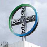 Aktien i den tyske kemikoncern Bayer er i rekord