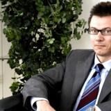 Forhenværende koncernchef hos CapiNordic, Lasse Lindblad.