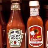 Kostrådenes bud om »6 om dagen« kan sagtens omfatte de tomater, som der er i ketchup.