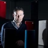 CEO Tommy Andersen, Libratone, som blev opkøbt af en kinesisk investorgruppe.