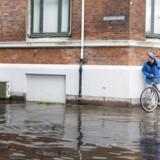 Danmark er blevet ramt af kraftigt regnvejr flere gange de seneste år. Forsikringsbranchen og regeringen er kommet på kollisionskurs i spørgsmålet om, hvordan ofre for skybrud skal kompenseres økonomisk for de ofte meget dyre skader.