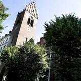 Gethsemane Kirke på Vesterbro er blandt de kirker, der er indstillet til lukning.