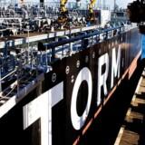 D/S Torm melder sig igen parat til at betale udbytte til sine aktionærer efter syv års dødvande på den front.
