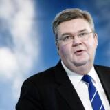 Vestas' administrerende direktør Anders Runevad forventer ingen opkøb, men pengene skal ikke samle støv hos Vestas.