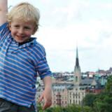 Stockholm tilbyder et utal af muligheder for børnefamilier, der gerne vil holde ferie i storbyen.