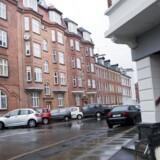 ARKIVFOTO. Hus på Trøjborg med lav husleje.