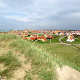 Glade sommergæster ved Grenen - Danmarks nordligste punkt.