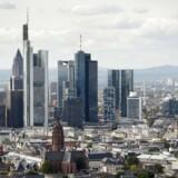 Det tyske finanstilsyn har base i Frankfurt.