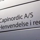 Den lille rigmandsbank Capinordic Bank anklages for kursmanipulation