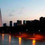 Gateway to the West, verdens største monument, i St. Louis, USA, blev tegnet i 1947 af den finsk-amerikanske arkitekt Eero Saarinen, men først bygget i årene 1961-1968.