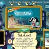 Det nye danske Crimeville-spil blev lanceret for to uger siden.