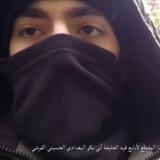 Islamisk Stat (IS) har offentliggjort en video, hvori en ung mand, som ifølge IS er gerningsmanden bag et knivangreb i Paris lørdag aften, sværger troskab til den jihadistiske gruppe. Scanpix/-