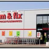 Jem & Fix er et af de danske byggemarkeder, der de seneste år har ekspanderet i andre nordiske lande end Danmark. Nu kan de få konkurrence på hjemmemarkedet af en svensker. FOTO: Torben Christensen/Scanpix