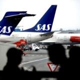 ARKIVFOTO. SAS overvejer nu en gunstigere pointfordeling til danske bonuskunder.