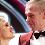 Liam O'Connor har gjort sit fornavn populært. Her er han sammen med hustruen, Christiane Schaumburg-Müller.