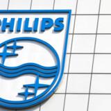 Den hollandske elektronikgigant Philips sender nu tusinder af medarbejdere i marken. Foto: Lex van Lieshout, AFP/Scanpix