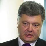 Ruslands ambassadør har meddelt, at han vil være tilstede ved indsættelsen af den nyvalgte ukrainske præsident Petro Porosjenko.