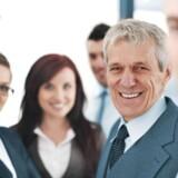 Bare fordi »man er blevet lidt grå på toppen og har rundet de 60 år«, så behøver man ikke at vige for ungdommen på arbejdsmarkedet, mener Vibeke Skytte, direktør i Lederne.