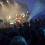 Chorus Grant søndag eftermiddag på Gloria på Roskilde Festival 2014.