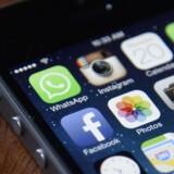 Apps til mobile enheder, der gør det muligt at sende SMS- og chatlignende beskeder i form af tekst, billeder, video etc., har vækst i antallet af brugere.