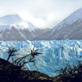 Det syn der møder én, når man får øje på gletsjeren minder mest af alt om kulissen fra et eventyr.