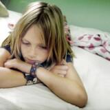 15 procent af de børn, der gennemlever en skilsmisse, taler aldrig med nogen om det.